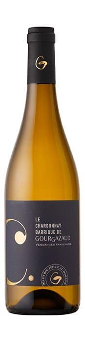 Chardonnay barrique de Gourgazaud Vendanges familiales