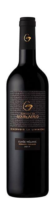 Minervois Cuvée Mélanie Château de Gourgazaud Vendanges familiales