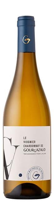 Viognier Chardonnay de Gourgazaud Vendanges familiales